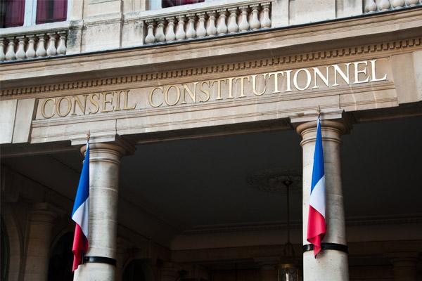 Loi Hamon et Conseil constitutionnel
